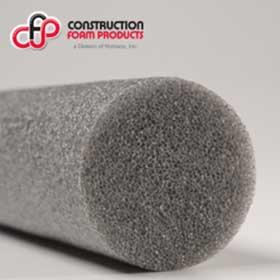HBR closed-cell, polyethylene foam backer rod joint filler