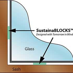 Sustaina BLOCK drawing
