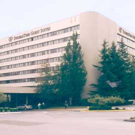 DoubleTree Suites by Hilton Hotel Seattle Airport - Southcenter in Tukwila, Washington
