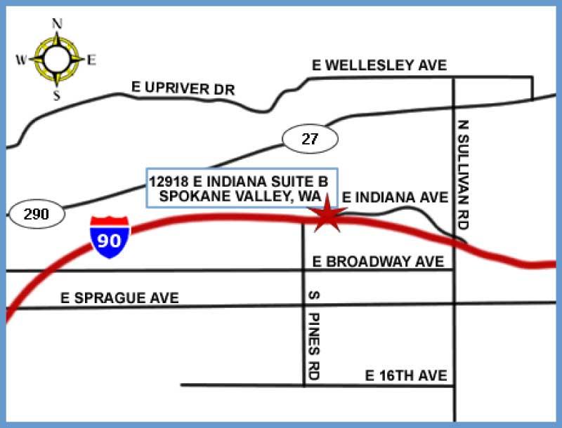 Spokane Branch