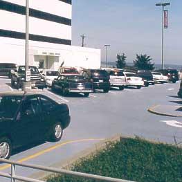 St. Joseph's Hospital Parking Lot, Tacoma, WA