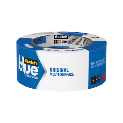 3M BLUE TAPE 2090 ScotchBlue Painter's Tape Original Multi-Surface