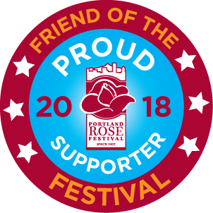 Portland Rose Festival 2018 - Friend Of The Festival