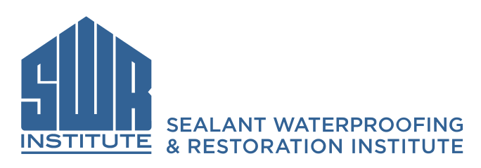 SWR Institute - Sealant, Waterproofing & Restoration Institute