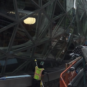 Amazon Spheres – The Spheres In Downtown Seattle, Washington